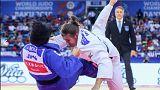 Mondiali di Judo: star asiatiche dominano la sesta giornata a Baku