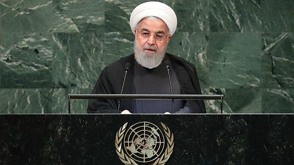روحانی خطاب به آمریکا: به میز مذاکرهای بازگردید که خودتان برهم زدید
