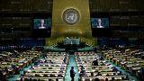 Az ENSZ-ben is Iránt vádolta Trump
