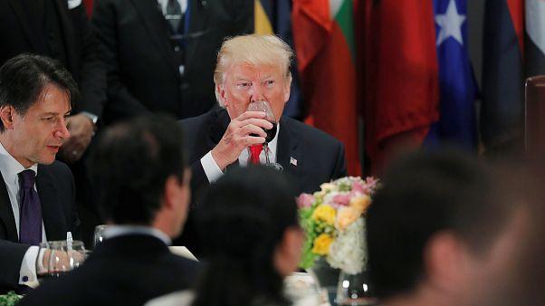 Trump si complimenta con Conte per politiche migrazione