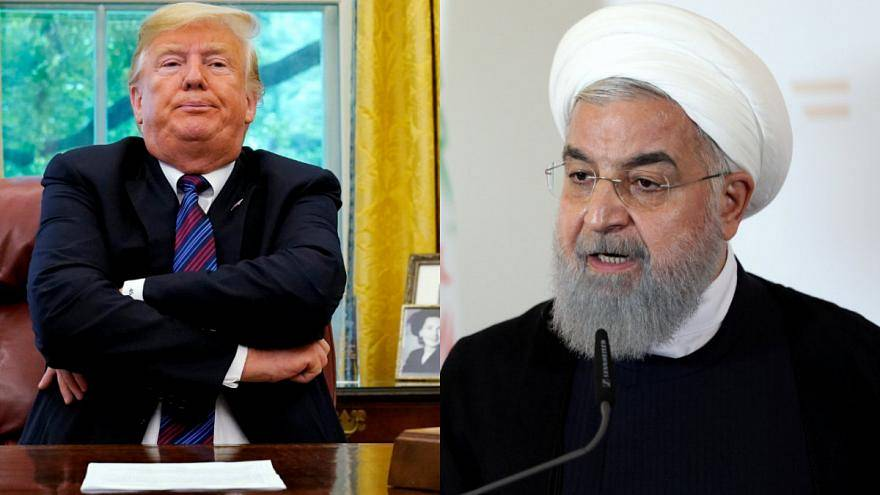 BM'de Trump Ruhani atışması: Yozlaşmış diktatör ve karakteri bozuk