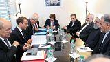 روحانی در نیویورک؛ دیدار رئیس جمهوری ایران با رهبران کشورهای اروپایی