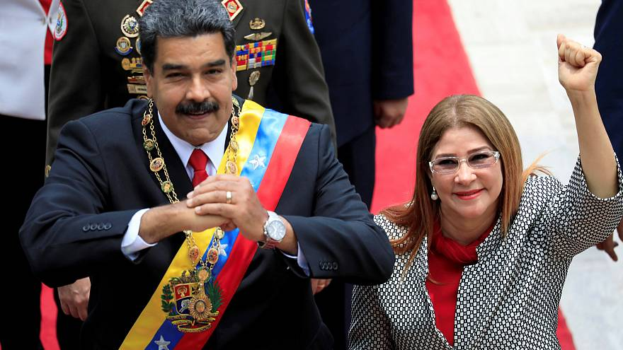 'Sultan Maduro'nun eşi ve yakın çevresi ABD'nin kara listesinde
