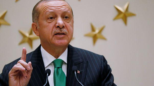 Mecsetet avat Erdogan Németországban szombaton