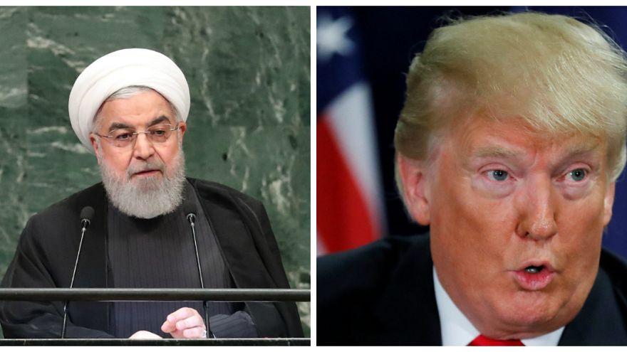 ترامب وروحاني يتبادلان التهديدات والإهانات على منبر الأمم المتحدة