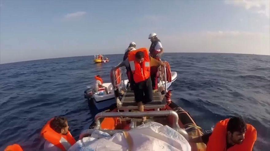 Quatre pays d'accueil pour les 58 migrants de l'Aquarius