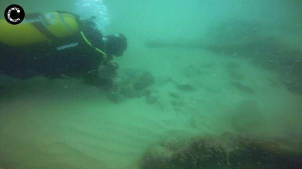 اكتشاف حطام سفينة من القرن 16 في أعماق مصب نهر تاجه البرتغالي