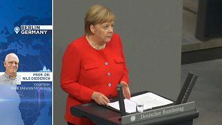 Denkzettel für Angela Merkel - Unions-Fraktion stürzt Kauder