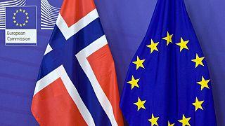 """Poderá o Brexit ser feito com o """"modelo da Noruega""""?"""