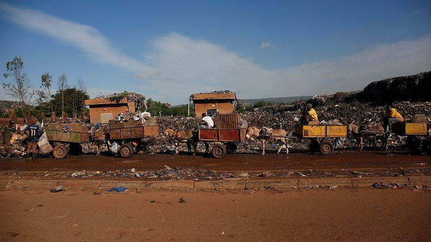 Mali'de bir köy