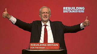 Brexit: Jeremy Corbyn admite eleições ou novo referendo