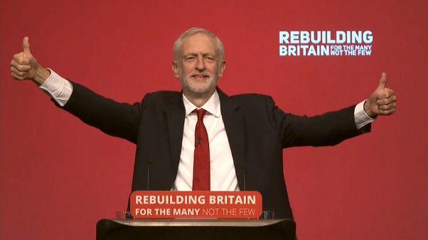 """Corbyn: """"In caso di Brexit senza accordo, chiederemo di tornare alle urne"""""""