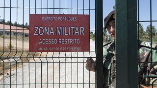 Detenções no âmbito do furto de armas em Tancos