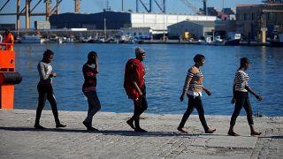 La Marine marocaine tire sur un bateau de migrants et fait un mort