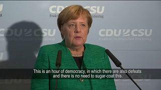 Raw Politics: future looking murky for Merkel