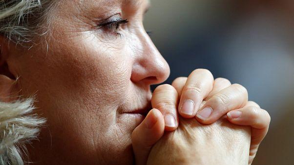 Νίκη για τη Μαρίν Λε Πεν η μείωση του προστίμου στο κόμμα της