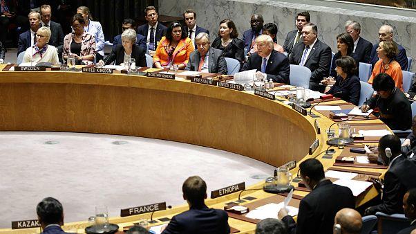 ترامپ: ایران مهمترین حامی تروریسم است و نباید به سلاح هستهای دست یابد