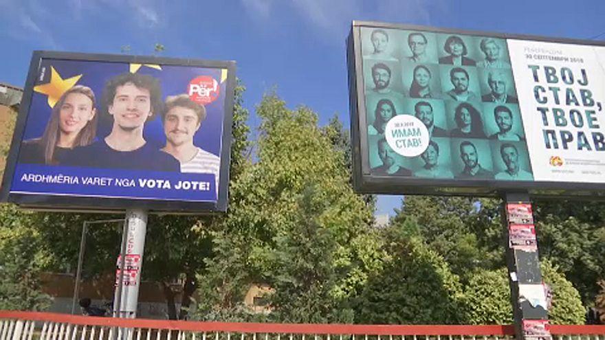 Az albán kisebbség átnevezné Macedóniát