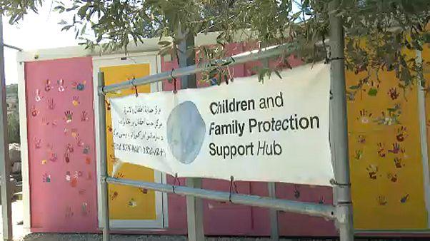 Menekülttábor másképp
