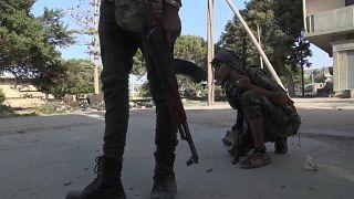 Tűzszünetet kötöttek a líbiai fővárosban harcoló milíciák