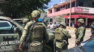 Militär übernimmt Kontrolle in Acapulco