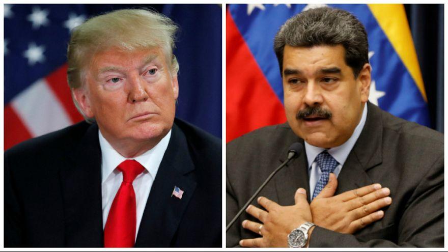 ترامپ: درها برای مذاکره با ونزوئلا باز است