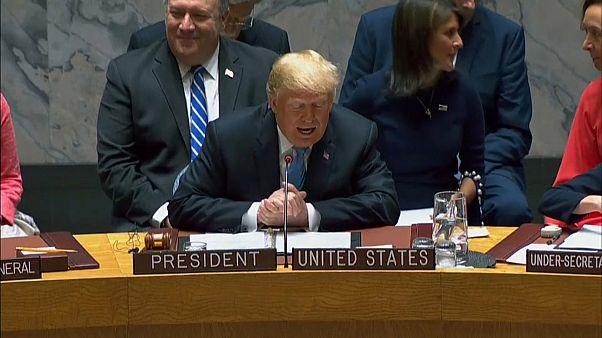 Trump attacca la Cina davanti all'Onu