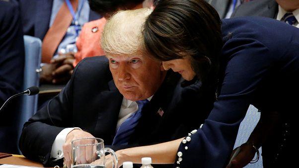A l'ONU, Trump accuse la Chine d'interférence dans la campagne électorale américaine