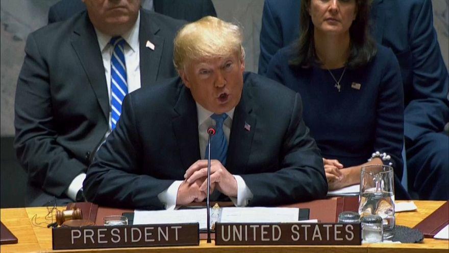 Trump acusa a China de influenciar as próximas eleições dos EUA