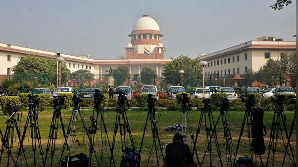 جلسات دادگاههای هند به صورت مستقیم پخش میشود