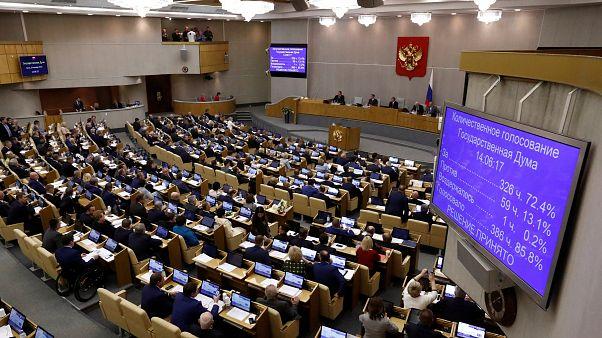 Πέρασε από τη Δούμα το ασφαλιστικό που διχάζει τη Ρωσία - Συμβιβαστικός ο Πούτιν