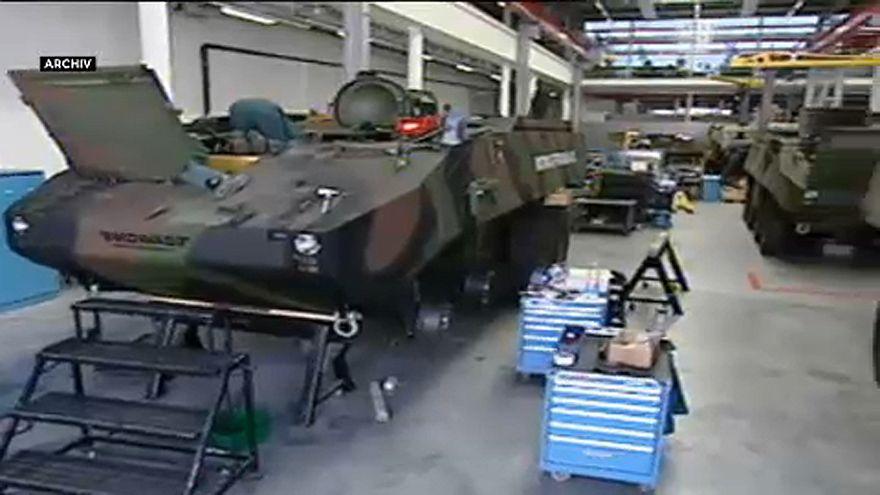 Nemet mondtak a fegyverexportra Svájcban