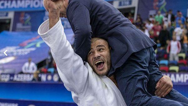 Mondiaux de judo : Tushishvili s'empare de la couronne du roi Riner