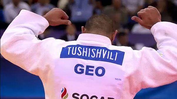 Tushishvili se impone en una final de infarto en los pesos pesados del mundial
