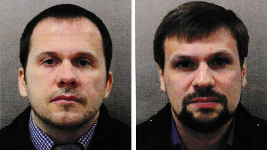 Salisbury poisoning suspect identified as a Russian colonel - report