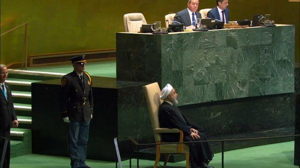Ruhani: İran bölgede ABD güçleri ile savaşmak istemiyor