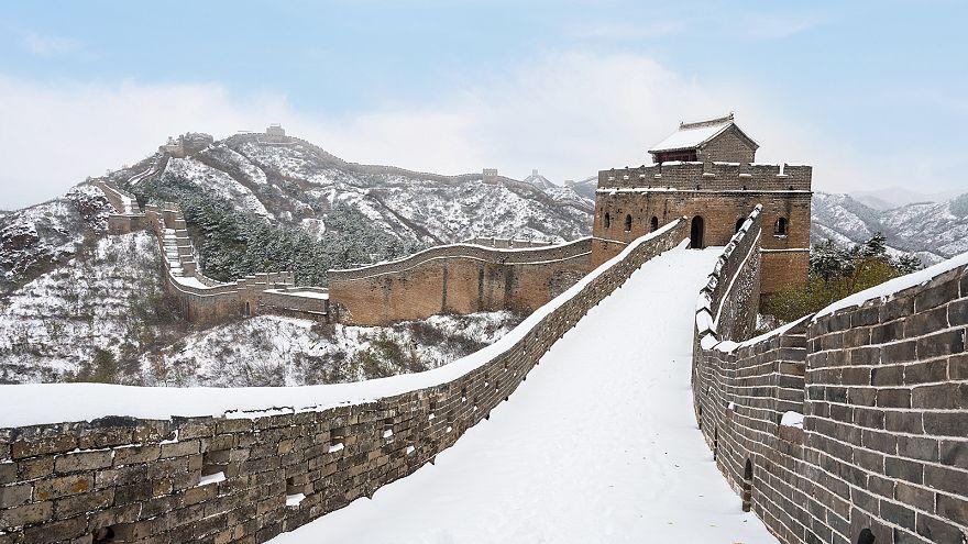 L'hiver à Pékin : un rêve pour les amateurs de glisse et de paysages enneigés
