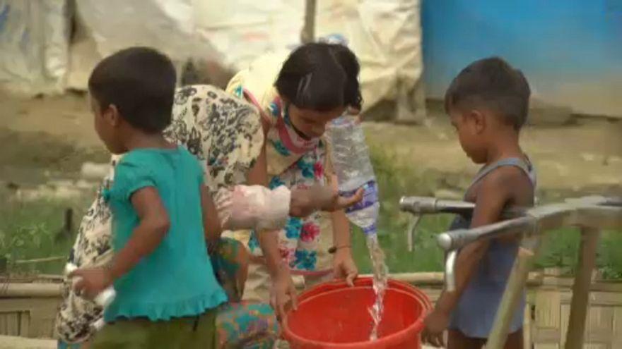 Rohingya-Flüchtlinge in Bangladesch: 1 Jahr später