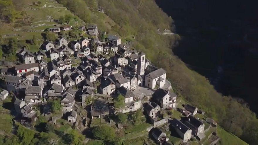 قرية سويسرية عدد سكانها 12 نسمة فقط تتحول قريبا لمنتجع سياحي!