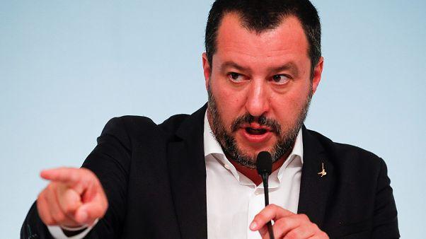 Tunéziában tartaná a menekülőket Salvini