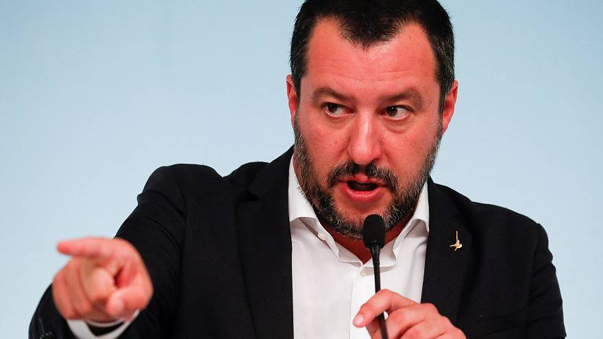 Salvini in visita a Tunisi