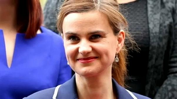 Brussels omaggia Jo Cox