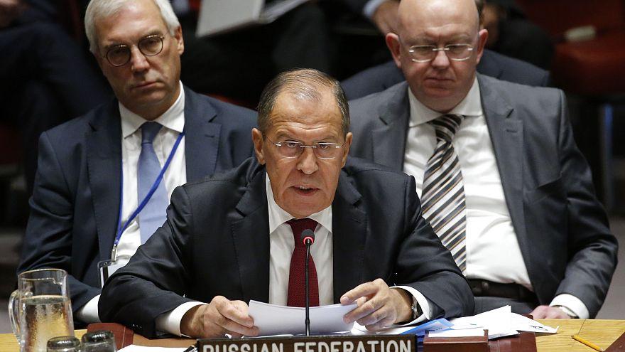 Lavrov kiállt Irán mellett az ENSZ közgyűlésén