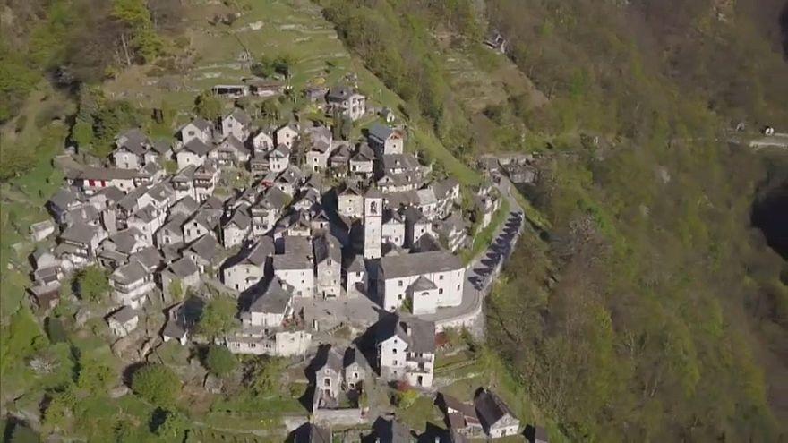 Corippo: Ein ganzes Dorf wird zum Hotel