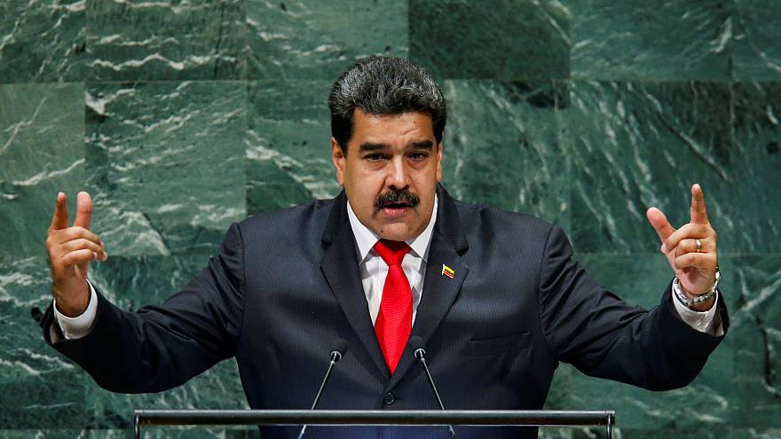 Trump: Maduro askeri darbeyle kolayca devrilir