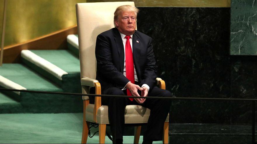 ترامپ: رهبران جهان به من نخندیدند، با من خندیدند، به ما خوش گذشت