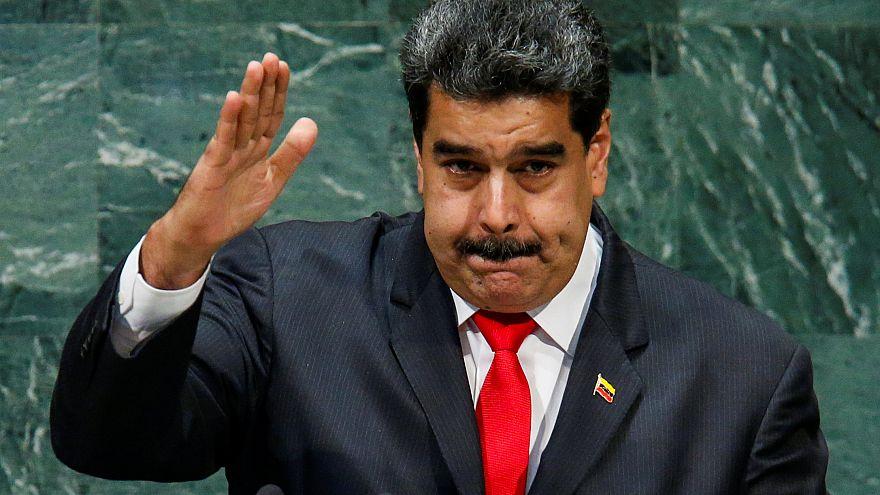 Maduro hajlandó találkozni Trumppal