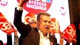 Ζάεφ: Το «ναι» μας συμφιλιώνει με την Ελλάδα