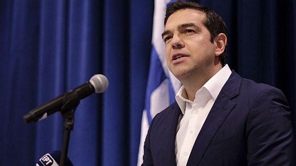 Τσίπρας σε ομογενείς: Η Ελλάδα γυρίζει σελίδα