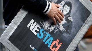 Arrestation de suspects du meurtre du journaliste Jan Kuciak en Slovaquie